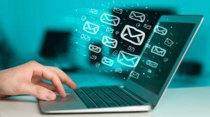 taxa de abertura de email marketing