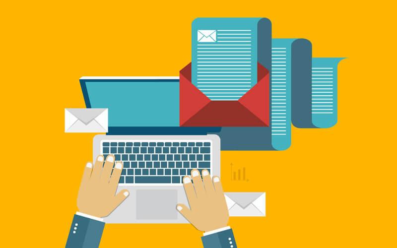 automação de email marketing