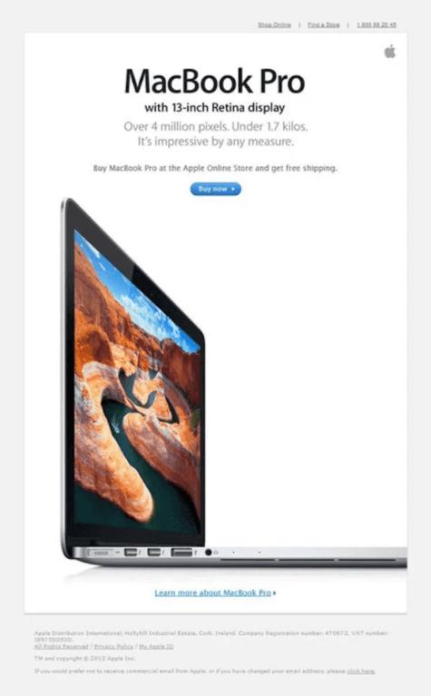 email-marketing-criativo-apple